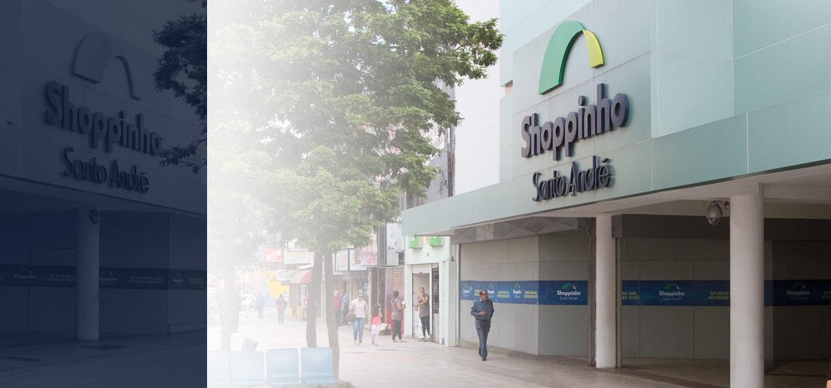 fachada Shoppinho Santo André