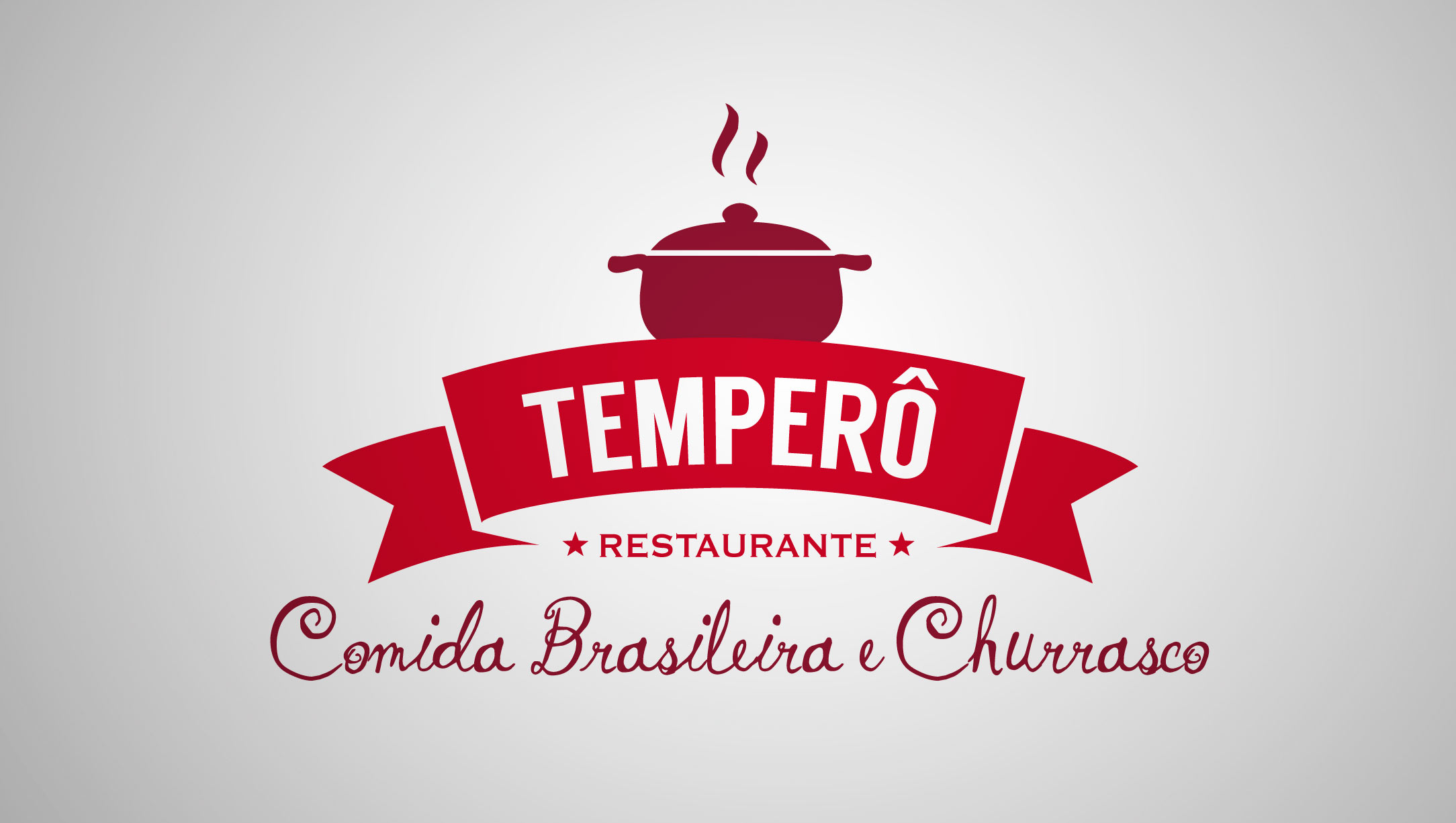 logotipo restaurante Temperô