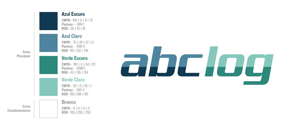 logotipo ABC LOG