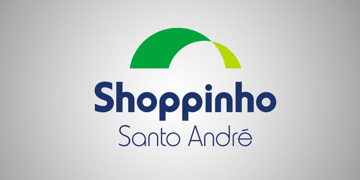 Logo Shoppinho Santo André